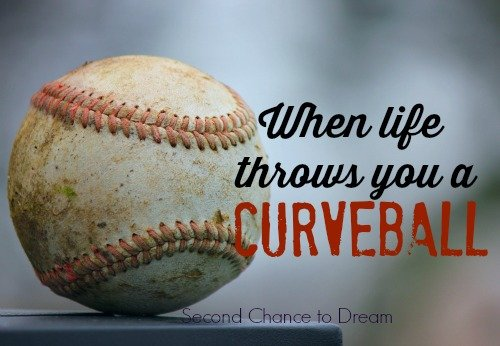 Second Chance to Dream: When Life Throws You a Curveball