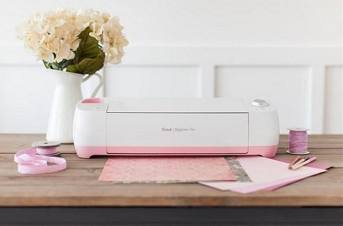 Second Chance to Dream: Cricut Explore Giveaway