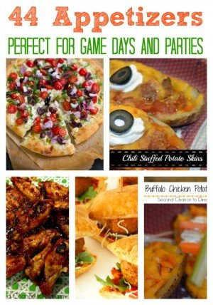 44 Appetizers Perfect for Game Days and Parties