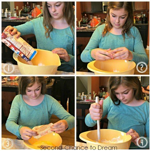 Second Chance to Dream: Bake Sugar Cookie Pizza Slices #bakingwithbetty