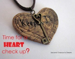 Time for a HEART checkup?