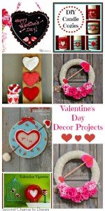 Valentine's Decor Projects