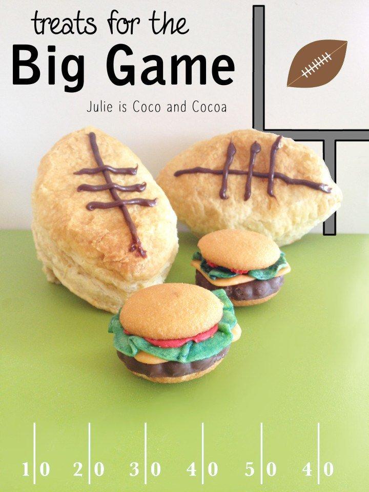 big game treats snickers starburst