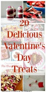 20 Delicious Valentine's Day Treats