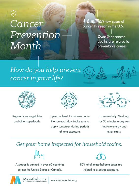 Second Chance to Dream: Cancer Prevention Month