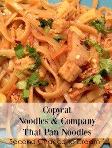 Copycat Japanese Pan Noodles