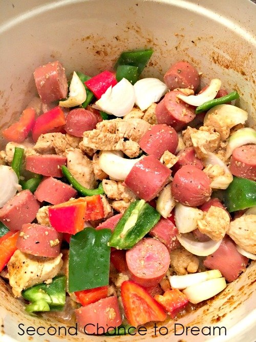 Second Chance to Dream: One Pot Meal Creamy Cajun Pasta