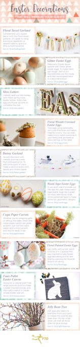 Second Chance to Dream: Easter Decorations That Will Impress Your Guests