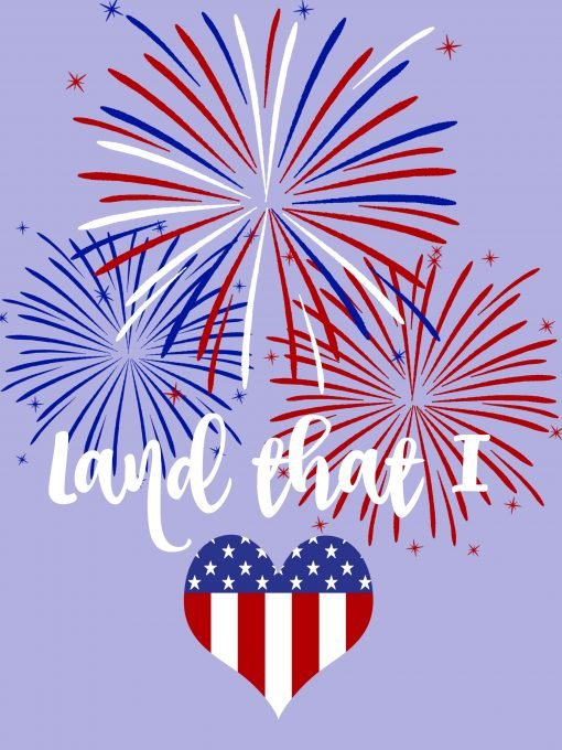 Second Chance to Dream: Patriotic Printables #FREE #Printables