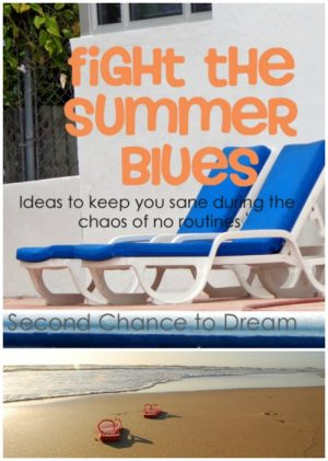 Fight the Summer Blues…