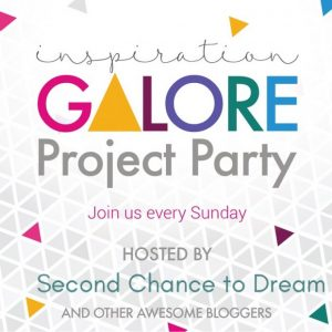 Inspiration Galore Project Party & Features #108