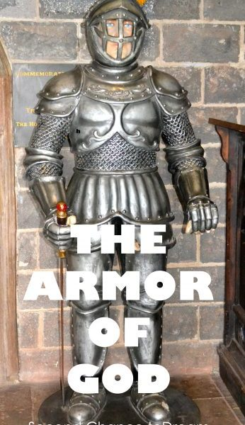 Second Chance to Dream: Armor of God