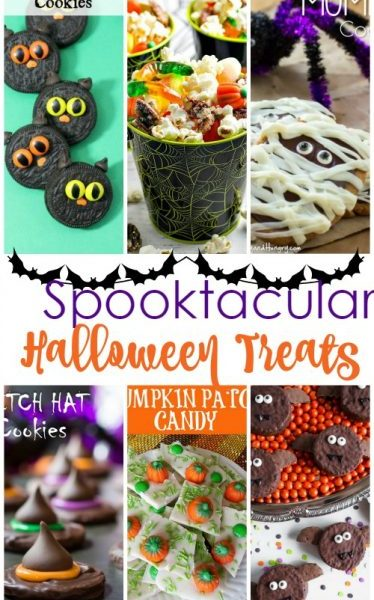 Second Chance to Dream: 25 Spooktacular Halloween Treats