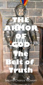 Armor of God- The Belt of Truth