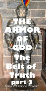 Armor of God- The Belt of Truth part 2