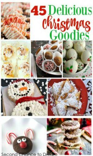 45 Delicious Christmas Goodies