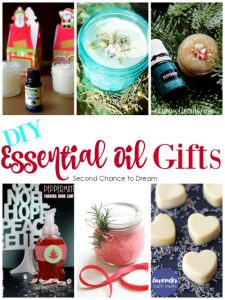 Quick & Easy DIY Essential Oil Gifts