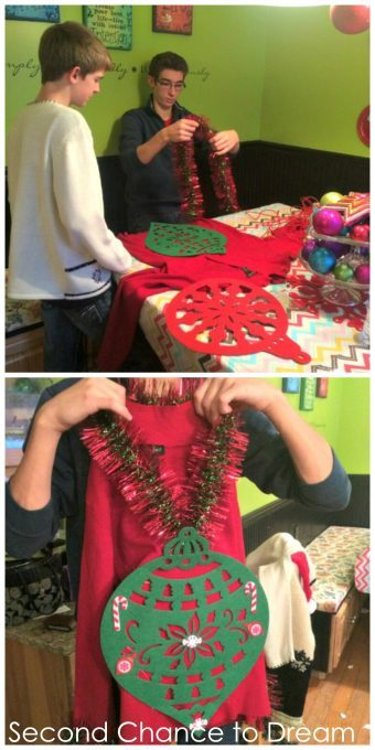 Second Chance to Dream: Ugly Christmas Sweater Party