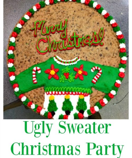 Second Chance to Dream: Ugly Sweater Christmas Party