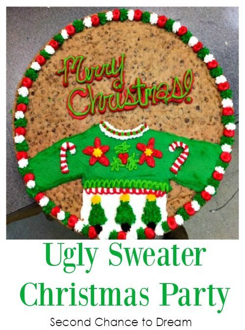 Second Chance to Dream: Ugly Sweater Christmas Party Ideas