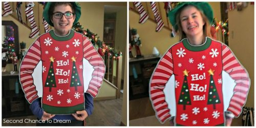 Second Chance to Dream: Ugly Sweater Party