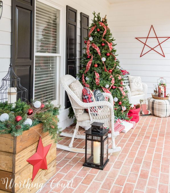 Second Chance To Dream Ideas For Rustic Christmas Decor