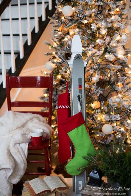 home-depot-diy-stocking-holder-with-skis-heatherednest-com-16