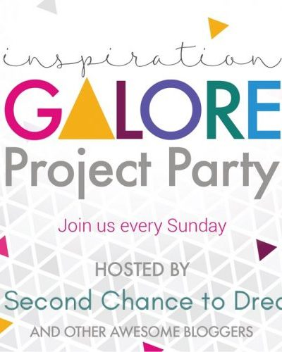 Inspiration Galore Project Party & Features #142