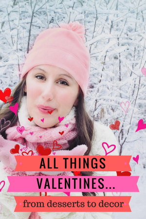 All things Valentines, from desserts to decor