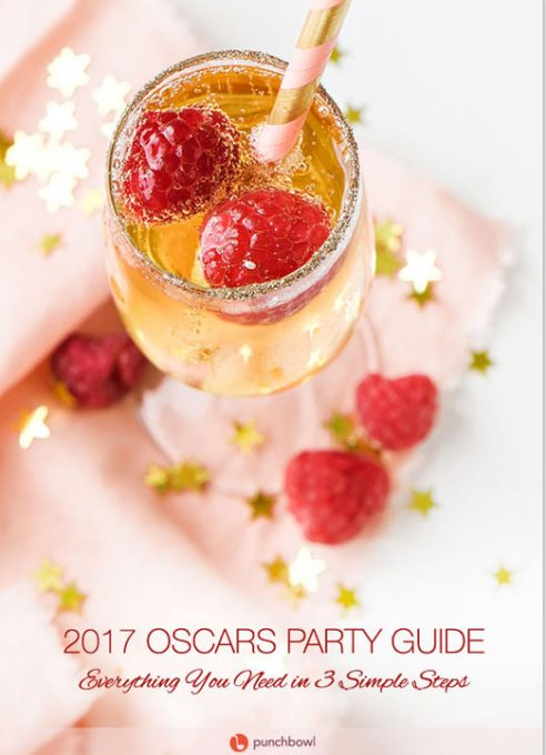 Oscars Party Kit