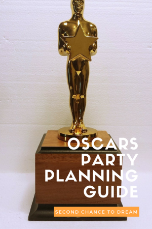 2017 Oscars Party Planning Guide