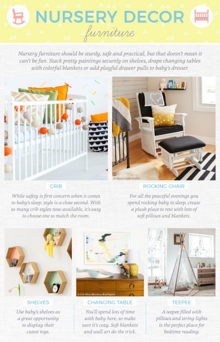 Second Chance to Dream: Inspiring & Delightful Nursery Decor Ideas #nursery #Decor