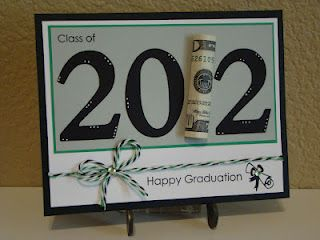 great way to give money to a graduate....by CREATING with COLOR by CASSANDRA: