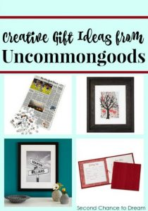 Creative Gift Ideas from Uncommongoods