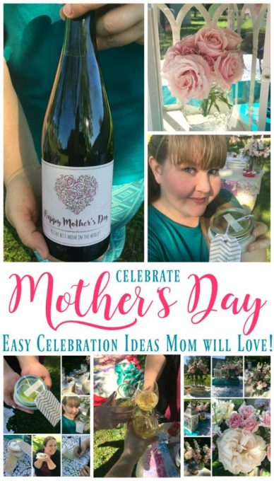 Make Mother's Day Special with these Easy Celebration Ideas