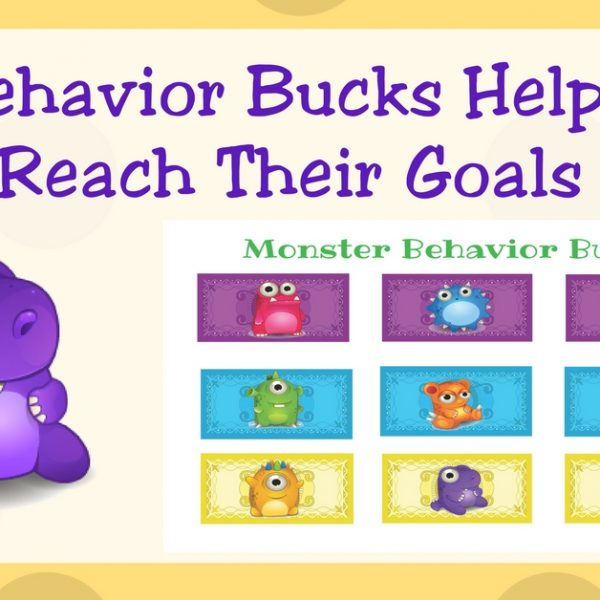 Second Chance to Dream: Let Behavior Bucks Help Kids Reach Their Goals #kids #parenting #goals
