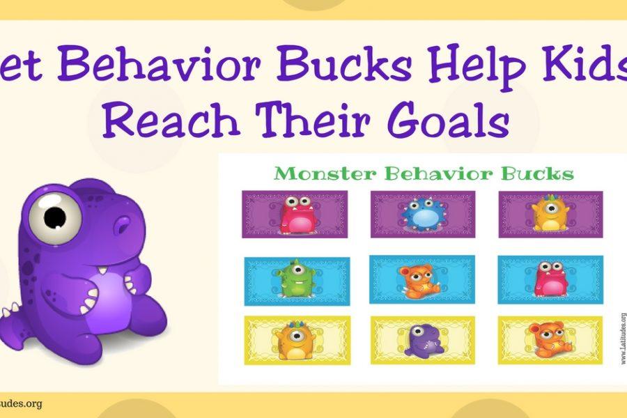 Second Chance to Dream: Let Behavior Bucks Help Kids Reach Their Goals #kids #parenting #goals