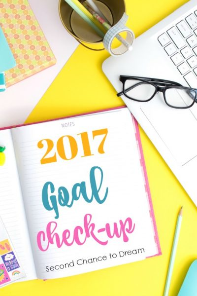 2017 Goals Check-up