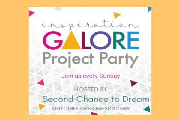 Inspiration Galore Project Party & Features #153