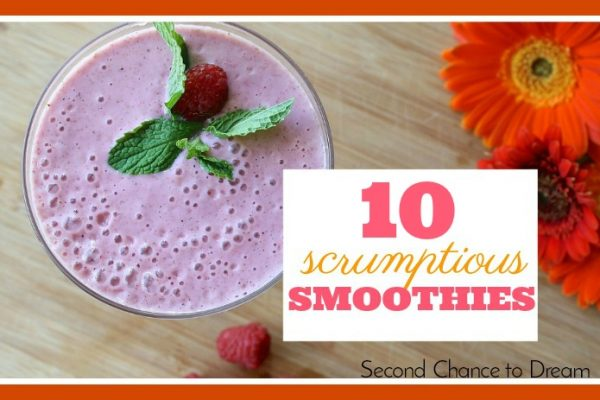 10 Scrumptious Smoothie Recipes
