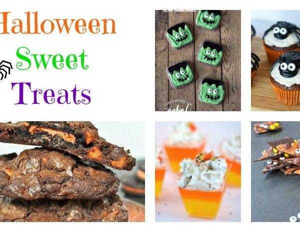 Second Chance to Dream: Halloween Sweet Treats #Halloween #sweets