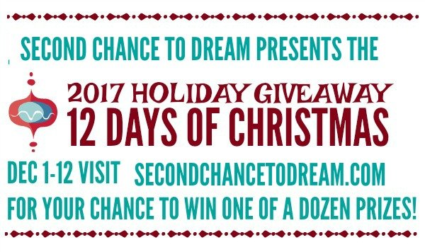 HOLIDAY GIVEAWAY 2ND CHANCE