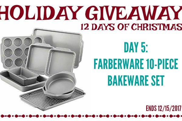 Second Chance to Dream- Faberware Baking Set Giveaway #Giveaway #Baking