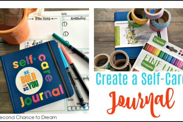 Create a Self-Care Journal + FREE Self-Care Printable