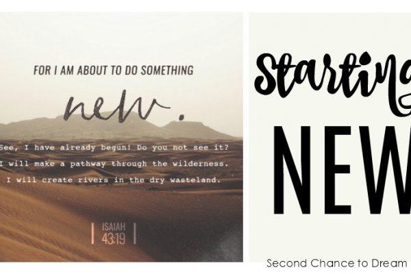 Starting New…