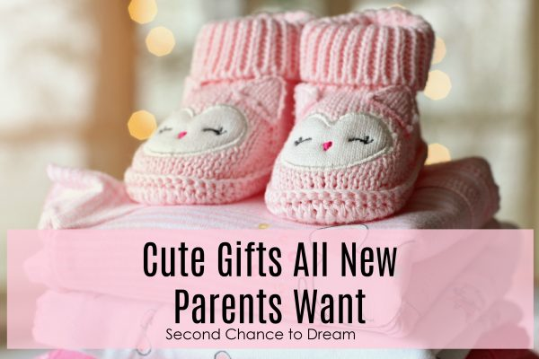 Cute Gifts All New Parents Want