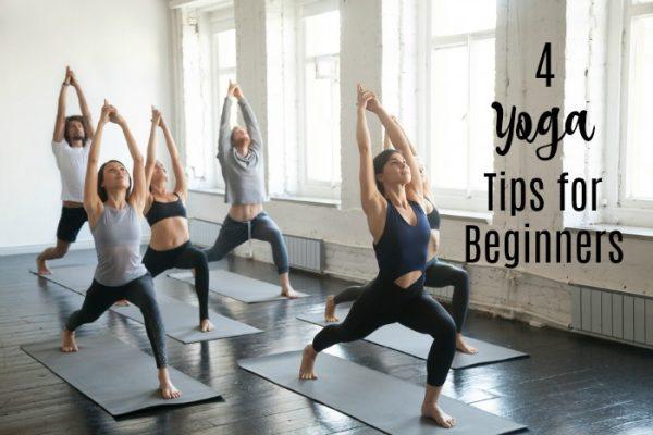 4 Yoga Tips for Beginners