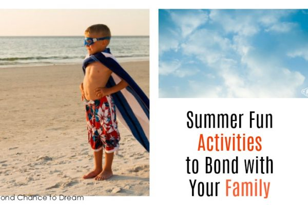 Summer Fun Activities to Bond with Your Family