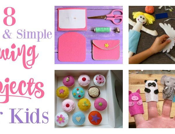 Second chance to Dream: Fun & Simple Sewing Projects for Kids