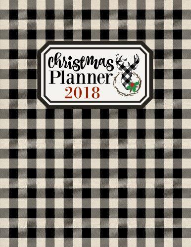 Second Chance to Dream: Free 2018 Buffalo Check Christmas Planner #buffalocheck #christmas #planner